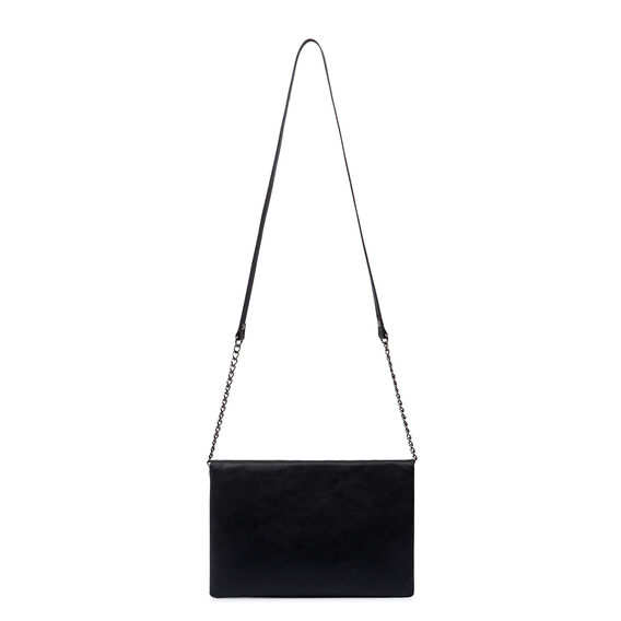 EDLYN COLLECTION CLUTCH  BLACK  hi-res