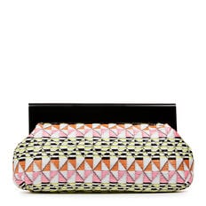 BORA COLLECTION CLUTCH  PINK MULTI  hi-res