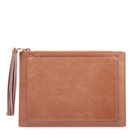 TIPPING POINT POUCH  NATURAL  hi-res