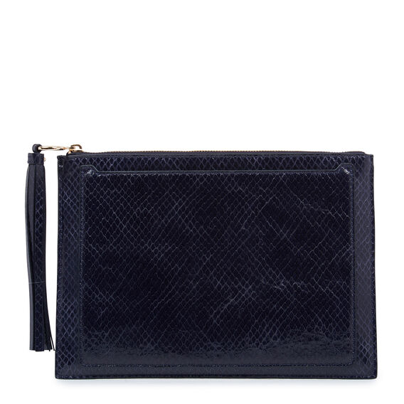 TIPPING POINT POUCH  NAVY  hi-res