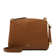 LEVONA CROSS BODY  BROWN  hi-res