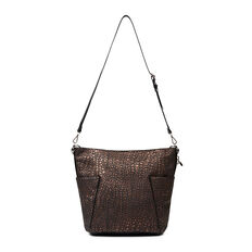 LOCK UP HOBO BAG  BRONZE  hi-res