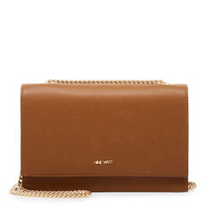 ANNDI COLLECTION CLUTCH  BROWN  hi-res