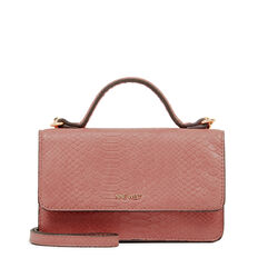 SMALL ACCESSORIES TOP HANDLE WALLET  DUSTY CORAL  hi-res