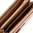 TABLE TREASURES ZIP AROUND WALLET  ROSE GOLD  hi-res