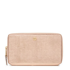 TABLE TREASURES TRAVEL WALLET  ROSE GOLD  hi-res