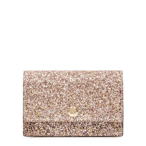 MINI ANNDI COLLECTION CLUTCH  GOLD  hi-res