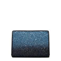 TABLE TREASURES TOP ZIP WRISTLET  BLUE BLACK  hi-res