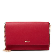 ANNDI SHOULDER BAG  RED  hi-res