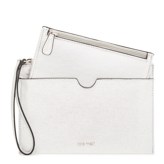 SMALL ACCESSORIES WRISTLET  SILVER  hi-res