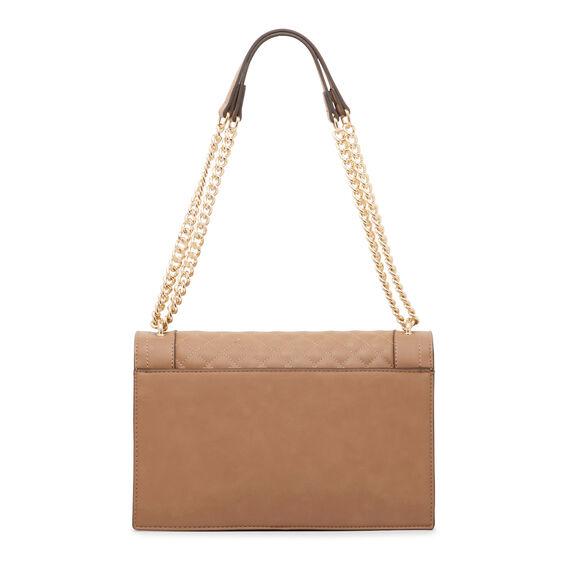 INAYA SHOULDER BAG  DARK WHEAT  hi-res