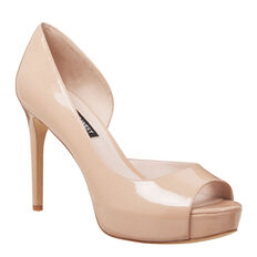 EXPENSIVE  BARELY NUDE PATENT  hi-res