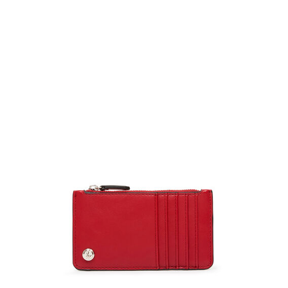 TABLE TREASURES ZIP CASE  RED  hi-res