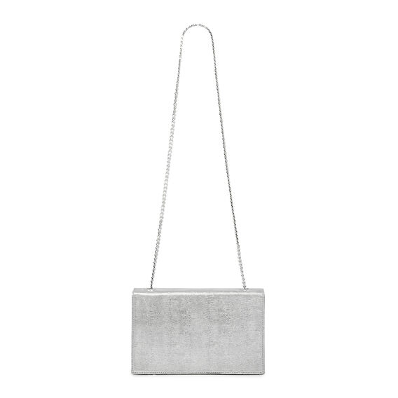 ANNDI COLLECTION CLUTCH  SILVER  hi-res