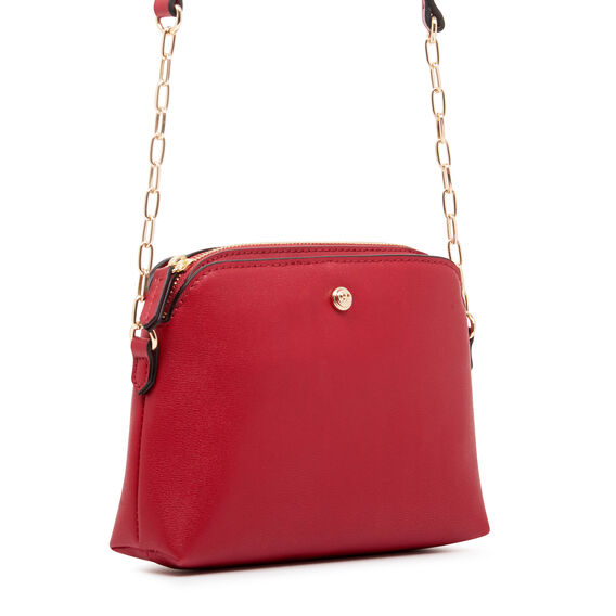 DOME CROSSBODY  RED  hi-res