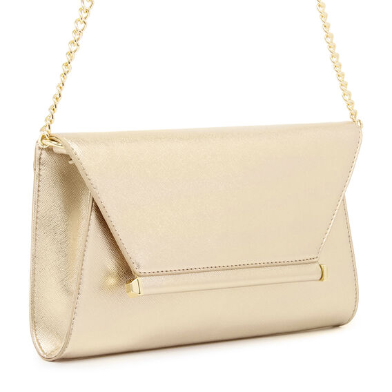 DATANA COLLECTION CLUTCH  GOLD  hi-res