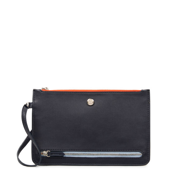 TABLE TREASURES TRAVEL POUCH  NAVY  hi-res