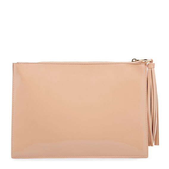 TIPPING POINT POUCH  NUDE  hi-res