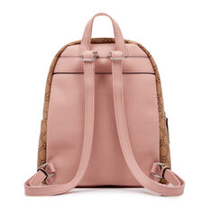 FLORET MEDIUM BACKPACK  MOCHA  hi-res