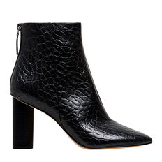 ERIC  BLACK CROC EMBOSSED  hi-res
