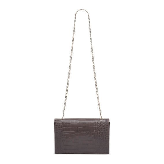 ANNDI COLLECTION CLUTCH  STEEL  hi-res