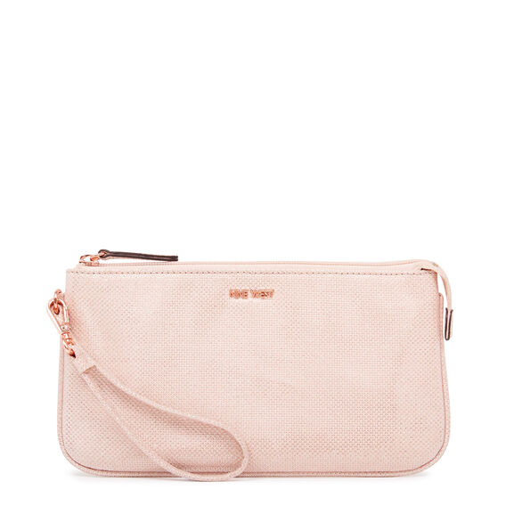 SMALL ACCESSORIES WRISTLET  LIGHT PINK  hi-res
