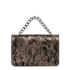 COLMA COLLECTION CLUTCH  PEWTER  hi-res