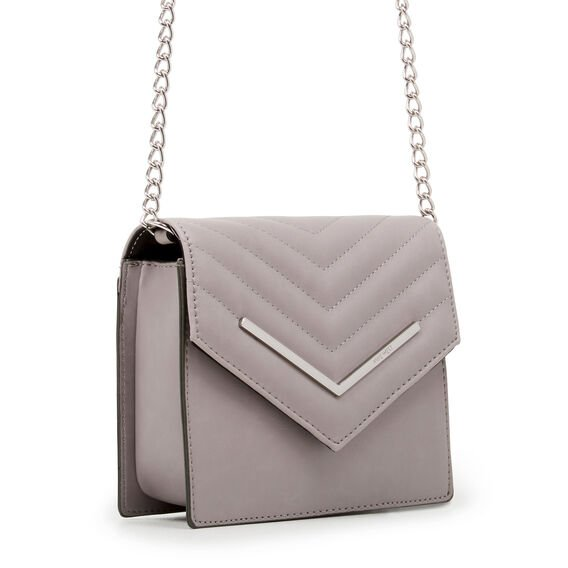 RAINN MINI CROSSBODY  GREY  hi-res