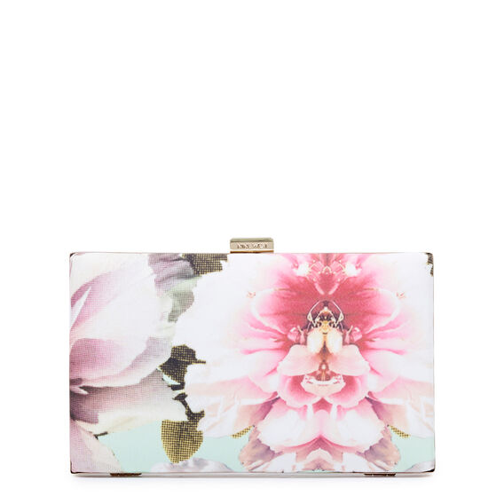 ISMAY COLLECTION CLUTCH  PINK MULTI  hi-res