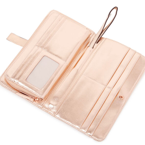 ZUZANNA WALLET  ROSE GOLD  hi-res