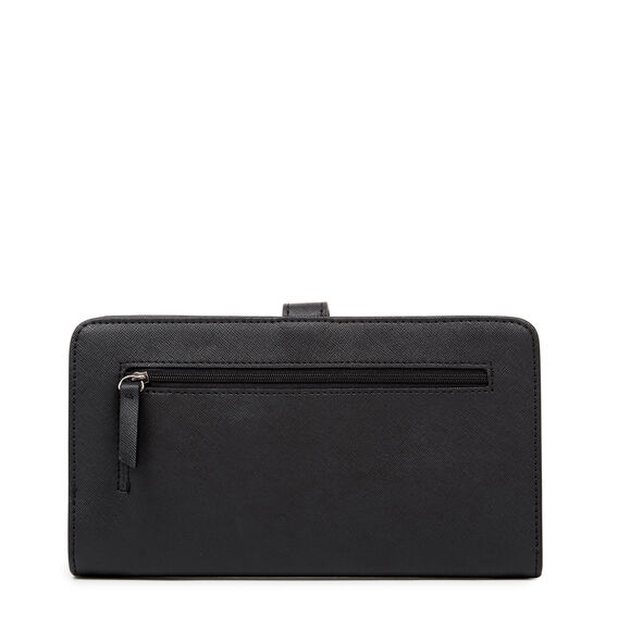 ZUZANNA WALLET  BLACK  hi-res