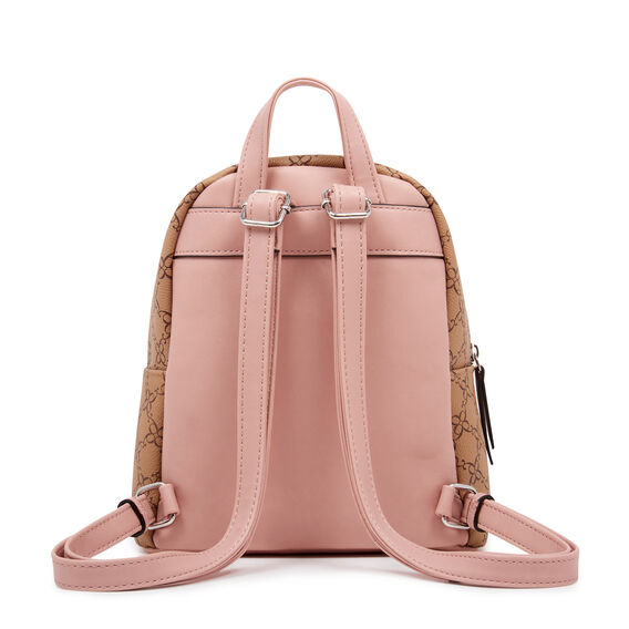 FLORET SMALL BACKPACK  MOCHA  hi-res
