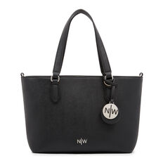 BRYN SMALL TOTE  BLACK  hi-res