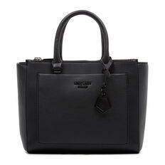 CECYLIA SATCHEL  BLACK  hi-res