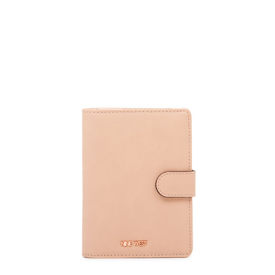 ADDRIA TRAVEL WALLET  BARELY NUDE MULTI  hi-res