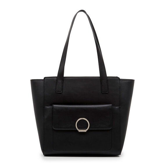 AIRY TOTE  BLACK  hi-res