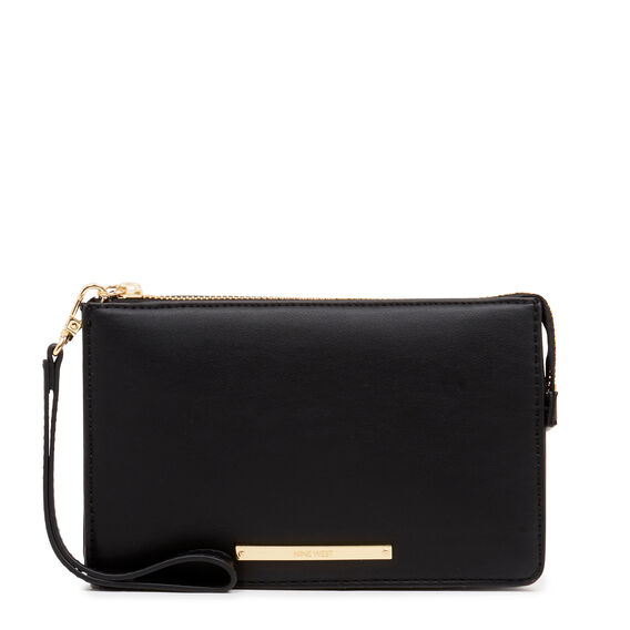 RINGING BELLS WRISTLET  BLACK  hi-res