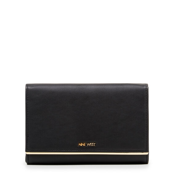 CECYLIA WALLET  BLACK  hi-res