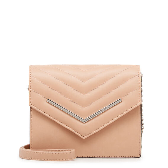 RAINN MINI CROSS BODY  BARELY NUDE  hi-res