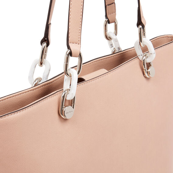 EHANI TOTE  BARELY NUDE  hi-res