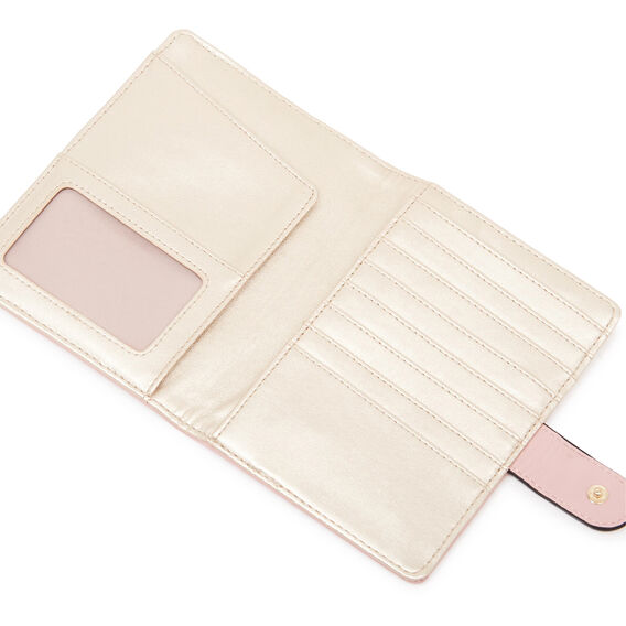 ADDRIA TRAVEL WALLET  MODERN PINK  hi-res