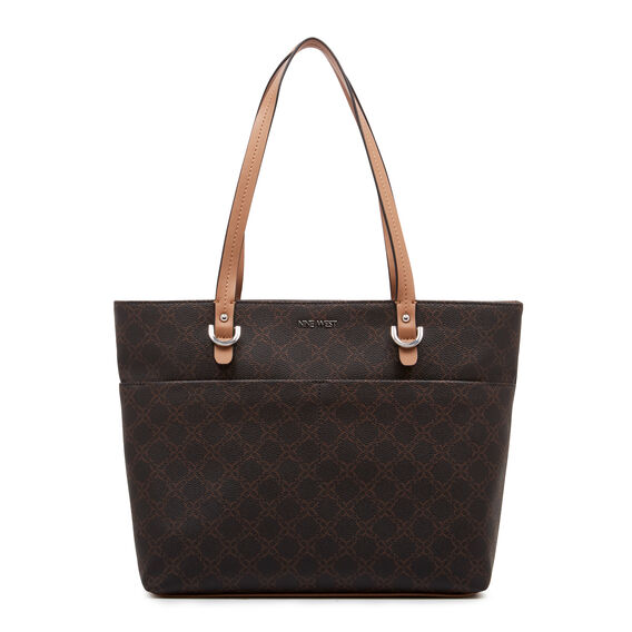 PROSPER TOTE  BROWN  hi-res