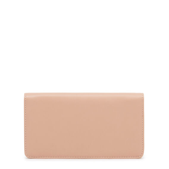 HAUTE HOLIDAY WALLET  BARELY NUDE  hi-res