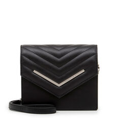 RAINN MINI CROSS BODY  BLACK  hi-res