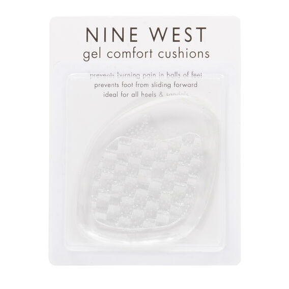 GEL COMFORT CUSHIONS  CLEAR  hi-res