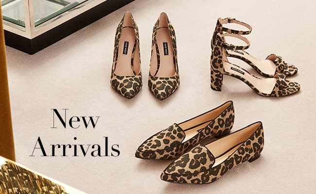 New Arrivals Shoes